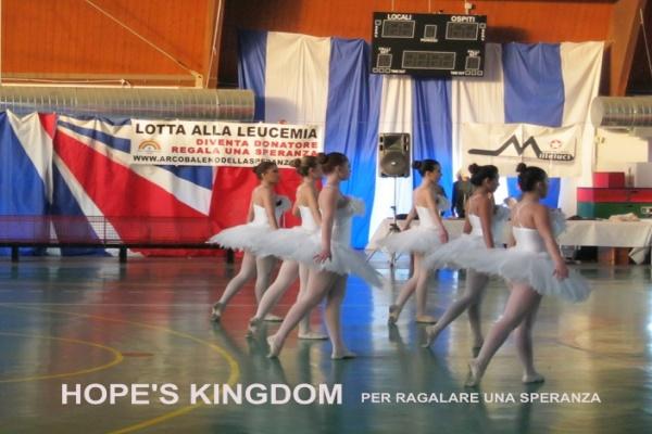HOPE'S KINGDOM.copertina