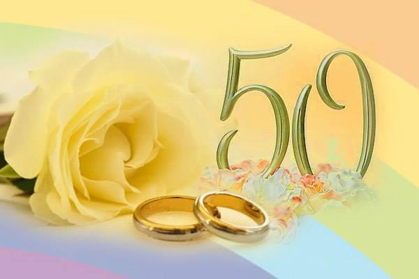 50 Anniversario Di Matrimonio Solidale Arcobaleno Della Speranza