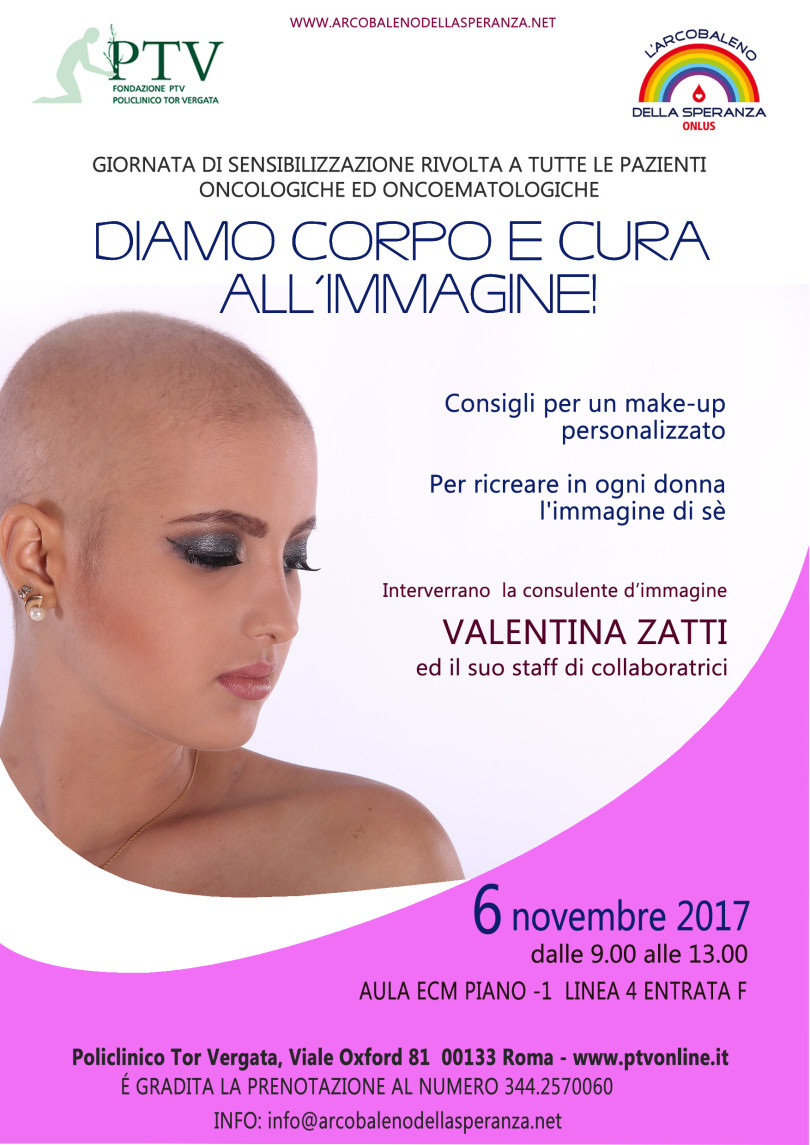 locandina make up novembre 2017