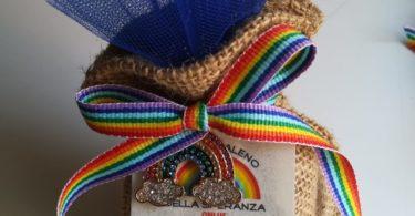 Ciondolo arcobaleno